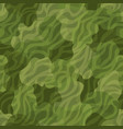 camouflage seamless pattern background masking vector image vector image