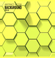 geometric abstract bright background vector image vector image