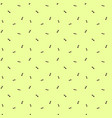 seamless pattern with little ants simple vector image
