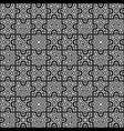 Jigsaw Seamless Pattern vector image