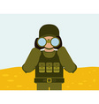 Military Armed Forces design vector image vector image