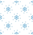 Snow seamless pattern