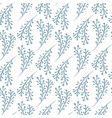 christmas seamless pattern in scandinavian vector image