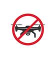 no drone zone signs image vector image vector image