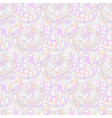 ornamental pale pattern for web background vector image