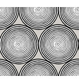 seamless engraving pattern vector image