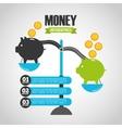 money infographic vector image