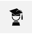 Graduation Symbol vector image