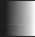 horizontal speed lines for comic booksstraight vector image vector image