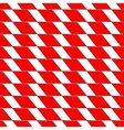 Rhombus red seamless pattern vector image