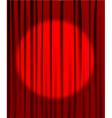 curtain spotlight