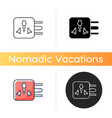 travel adapter icon