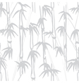 Bamboo pattern vector image