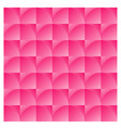 pink rectangles abstract background vector image
