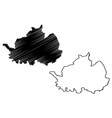 cidra municipality commonwealth puerto rico vector image vector image