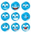 Emotion digital design vector image