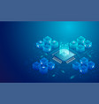 quantumcomputing vector image