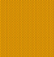 Seamless honeycombs pattern vector image vector image