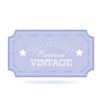 Vintage label design template for you logo
