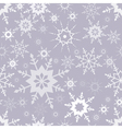 Seamless pattern with snowflakes vector | Price: 1 Credit (USD $1)