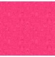 Pink Line Wedding Seamless Pattern vector image