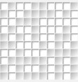 white geometric texture background for cover vector image vector image