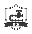 gasoline icon vector image
