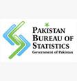 pakistan bureau of statistics logo vector image vector image