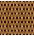 wooden blocks vector image vector image