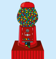 Jelly Bean Dispenser vector image