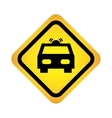 police patrol isolated icon design vector image vector image