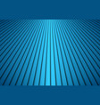 abstract blue diagonal stripes background vector image vector image