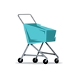 Shopping Cart Cartoon vector image