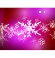 Merry Christmas abstract background vector image