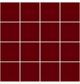 Grid Square Red Background vector image