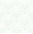 floral vintage damask pattern vector image