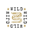 text boho astrology snake sign oriental logo