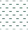 dark green rectangular button pattern vector image vector image