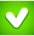 Check Mark Symbol vector image vector image