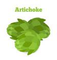 healthy artichoke organic farm product