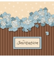 Floral background with flowers in pastel colors vector | Price: 1 Credit (USD $1)