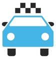Taxi Automobile Eps Icon vector image