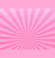 abstract pink halftone background vector image vector image