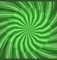 abstract comic bright green background vector image vector image
