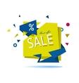 Big sale Sale tag Sale poster vector image vector image