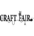 craft fair banner