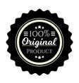 vintage badge premium design element original vector image