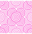 background - rose rings vector image vector image