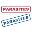 Parasites Rubber Stamps