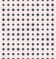 Simple Star Geometric Seamless Pattern vector image vector image
